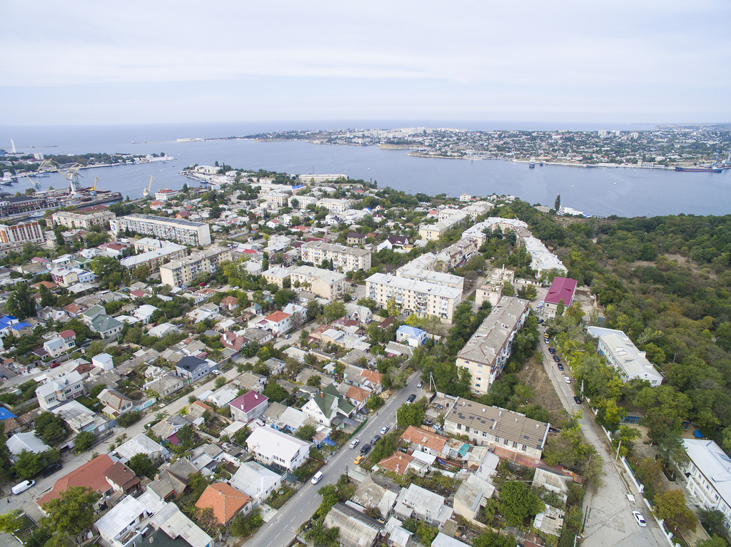 Севастополь. Корабельная сторона
